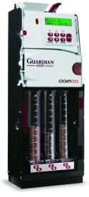 Guardian coin changer mechanism